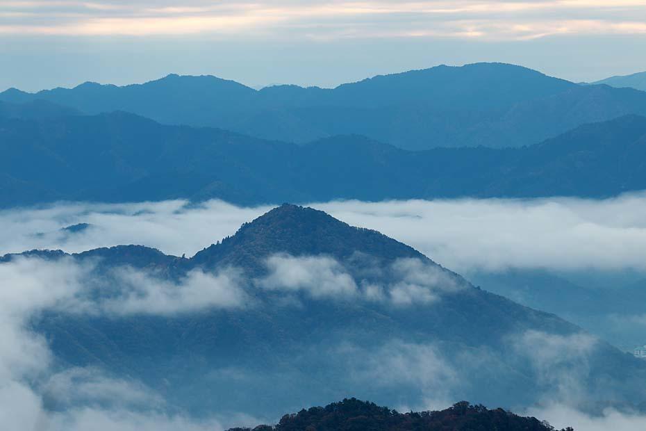 大岡山の雲海_c0067040_23333977.jpg