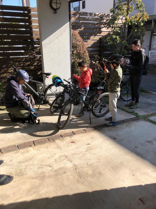 座間市南栗原の家☆自転車で打ち合わせに~~☆_c0152341_09503008.jpg