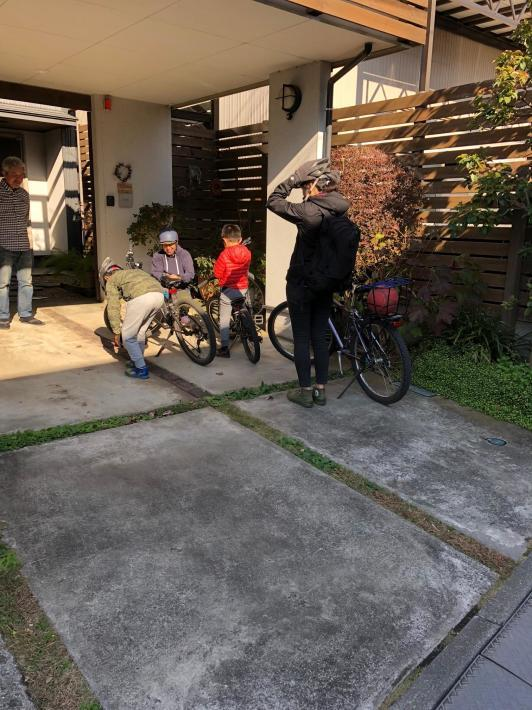 座間市南栗原の家☆自転車で打ち合わせに~~☆_c0152341_09505066.jpg