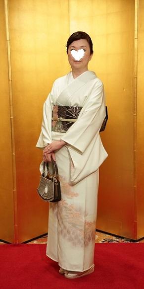 10周年・結婚の時にお義母さまが作って下さった着物。_f0181251_15232925.jpg