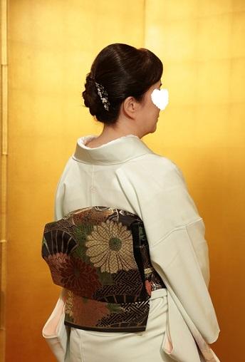 10周年・結婚の時にお義母さまが作って下さった着物。_f0181251_15324993.jpg