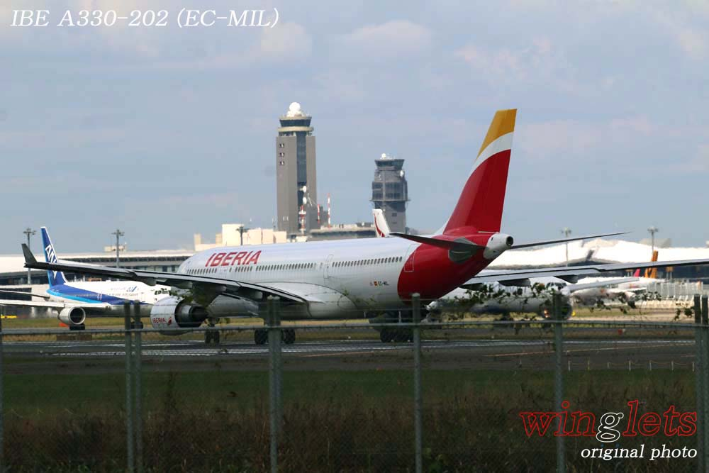'18年 成田空港レポート ・・・ IBE/EC-MIL_f0352866_1939138.jpg