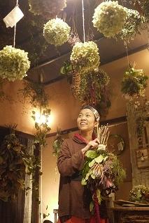 フボーと植物展 白(ハク)7 at  hakutoya  sasayama~夜~_f0226293_08374235.jpg