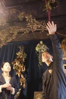 フボーと植物展 白(ハク)7 at  hakutoya  sasayama~夜~_f0226293_08402519.jpg