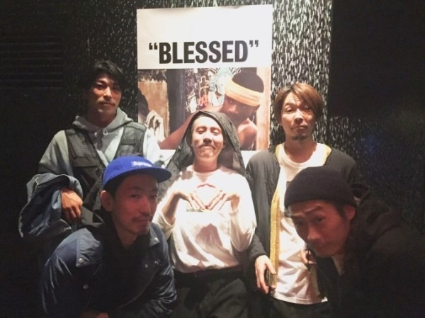 "SUPREME""BLESSED\""release party 入荷、もちろんSUPREME_f0180307_17480241.jpg"