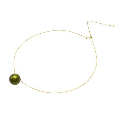 身につける漆 漆のアクセサリー ペンダント 木の実 ピスタチオ色 坂本これくしょんの艶やかで美しくとても軽い和木に漆塗りのアクセサリー SAKAMOTO COLLECTION wearable URUSHI accessories pendants Nuts Pistachio green color Adjustable box chain code 少し小さめでころんとした可愛らしさが魅力、艶やかに美しい香りたつようなヨーロピアンテイストの格調あるグリーン色、キラキラと輝きのあるゴールドカラーのボックスチェーン、華やかですが派手すぎずとても人気。 #漆のアクセサリー #軽いペンダント #漆のペンダント #ペンダント #pendants #pistachiocolor #AdjustableChainCode #jewelry #木の実 #ピスタチオ色 #スライド式コード #ショップチャンネル #箔萌木色 #坂本これくしょん #身につける漆