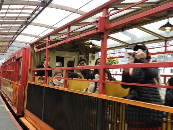 トロッコ列車で紅葉を楽しんだ_e0048413_23010198.jpg