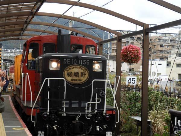 トロッコ列車で紅葉を楽しんだ_e0048413_23010415.jpg