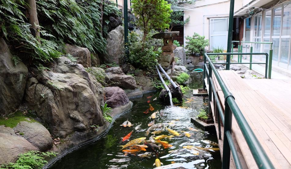 江東区最期を飾る24カ所目のお風呂屋さんは、これぞ銭湯と言わんばかりの出で立ちでした。_e0120614_14040412.jpg