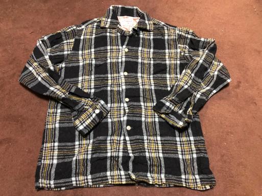 アメリカ仕入れ情報#4 50s Penny's towncraft wool shirts!_c0144020_22434668.jpg