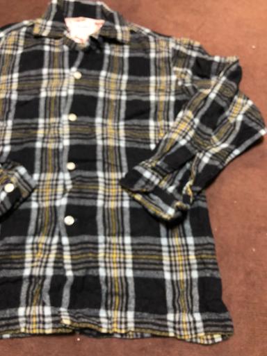 アメリカ仕入れ情報#4 50s Penny's towncraft wool shirts!_c0144020_22444161.jpg