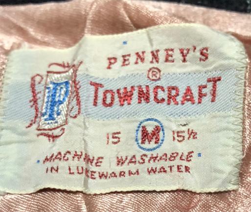 アメリカ仕入れ情報#4 50s Penny's towncraft wool shirts!_c0144020_22463504.jpg