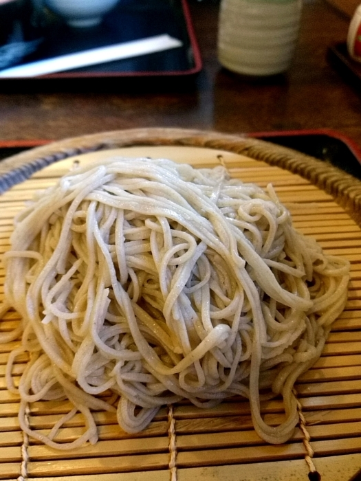 京都・美山 「お食事処 きたむら」 のどごし心地よく!もりそば_c0362623_16580249.jpg