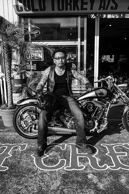 5COLORS「君はなんでそのバイクに乗ってるの?」#133_f0203027_14525462.jpg