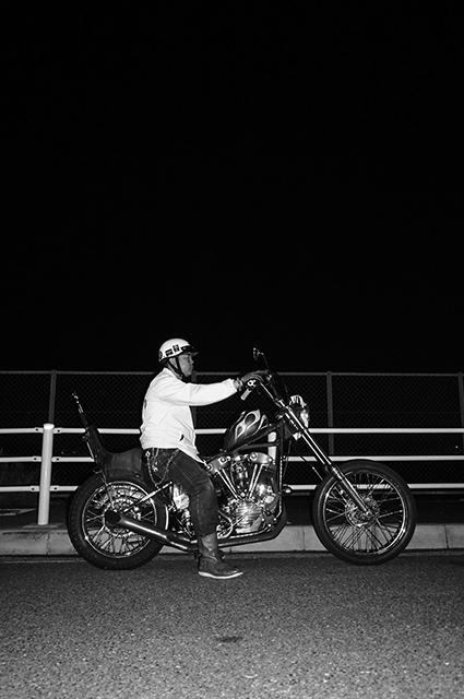 5COLORS「君はなんでそのバイクに乗ってるの?」#133_f0203027_14525523.jpg