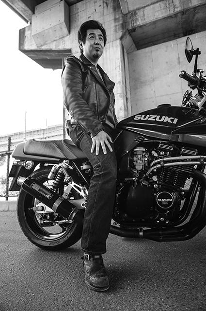 5COLORS「君はなんでそのバイクに乗ってるの?」#133_f0203027_14525586.jpg