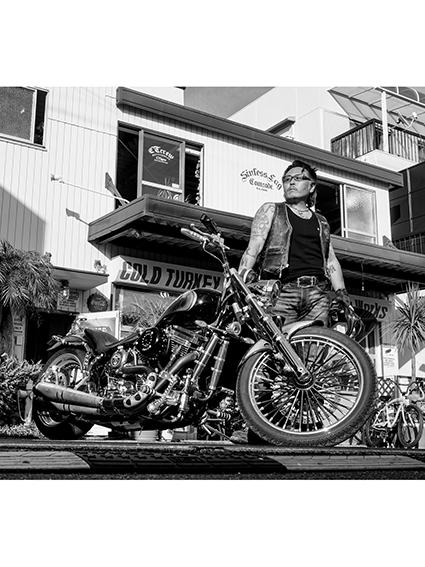 相埜 洋至 & Harley-Davidson  FXSTS(2018.05.20/SHIZUOKA)_f0203027_14570962.jpg