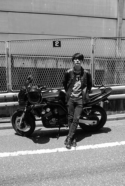 5COLORS「君はなんでそのバイクに乗ってるの?」#134_f0203027_17493533.jpg