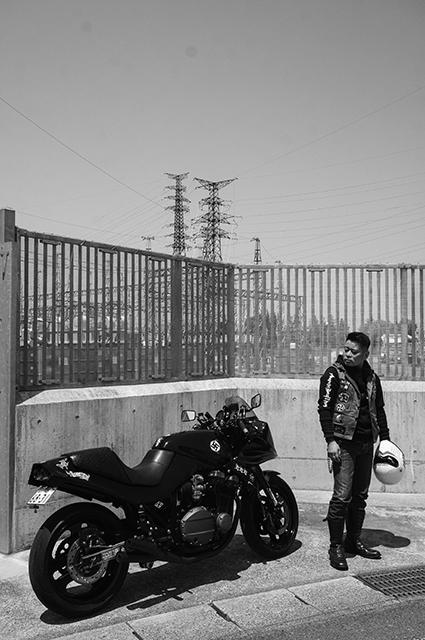 5COLORS「君はなんでそのバイクに乗ってるの?」#134_f0203027_17493770.jpg