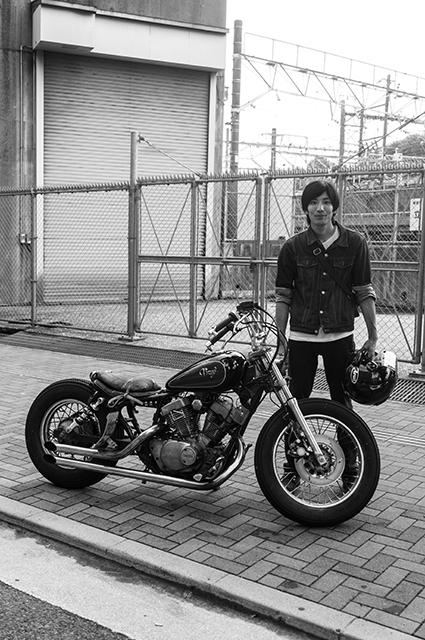 5COLORS「君はなんでそのバイクに乗ってるの?」#134_f0203027_17493774.jpg