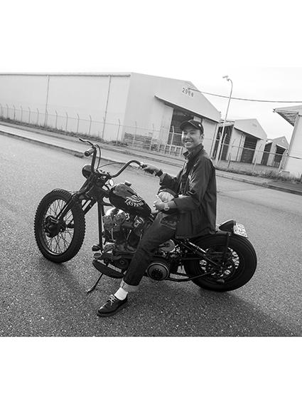 5COLORS「君はなんでそのバイクに乗ってるの?」#134_f0203027_17512810.jpg