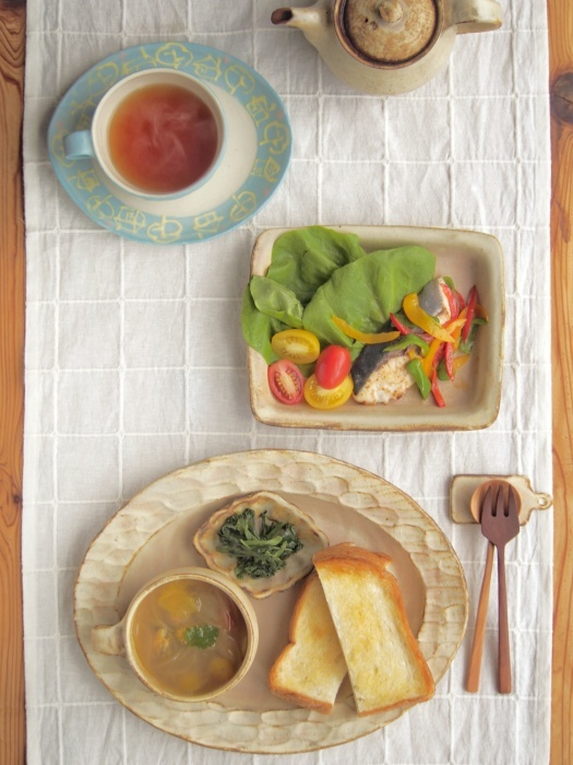 あさりスープの朝ごはん_b0277136_08232910.jpeg