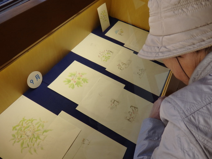 ノグチクミコ絵本原画展「ほんとうの空の下で」と同時開催「すずめのにわのそらちゃん」のお知らせ_f0296936_17363339.jpg