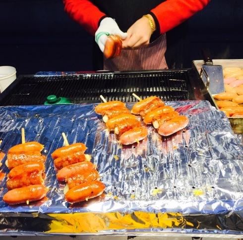 小学生連れソウル 5 夕食は絶品デジカルビ「ソンチュカマコル」_f0054260_21314601.jpg