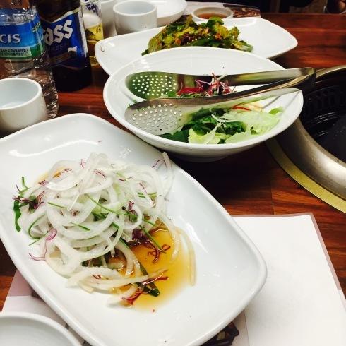 小学生連れソウル 5 夕食は絶品デジカルビ「ソンチュカマコル」_f0054260_21350876.jpg