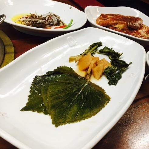 小学生連れソウル 5 夕食は絶品デジカルビ「ソンチュカマコル」_f0054260_21354264.jpg