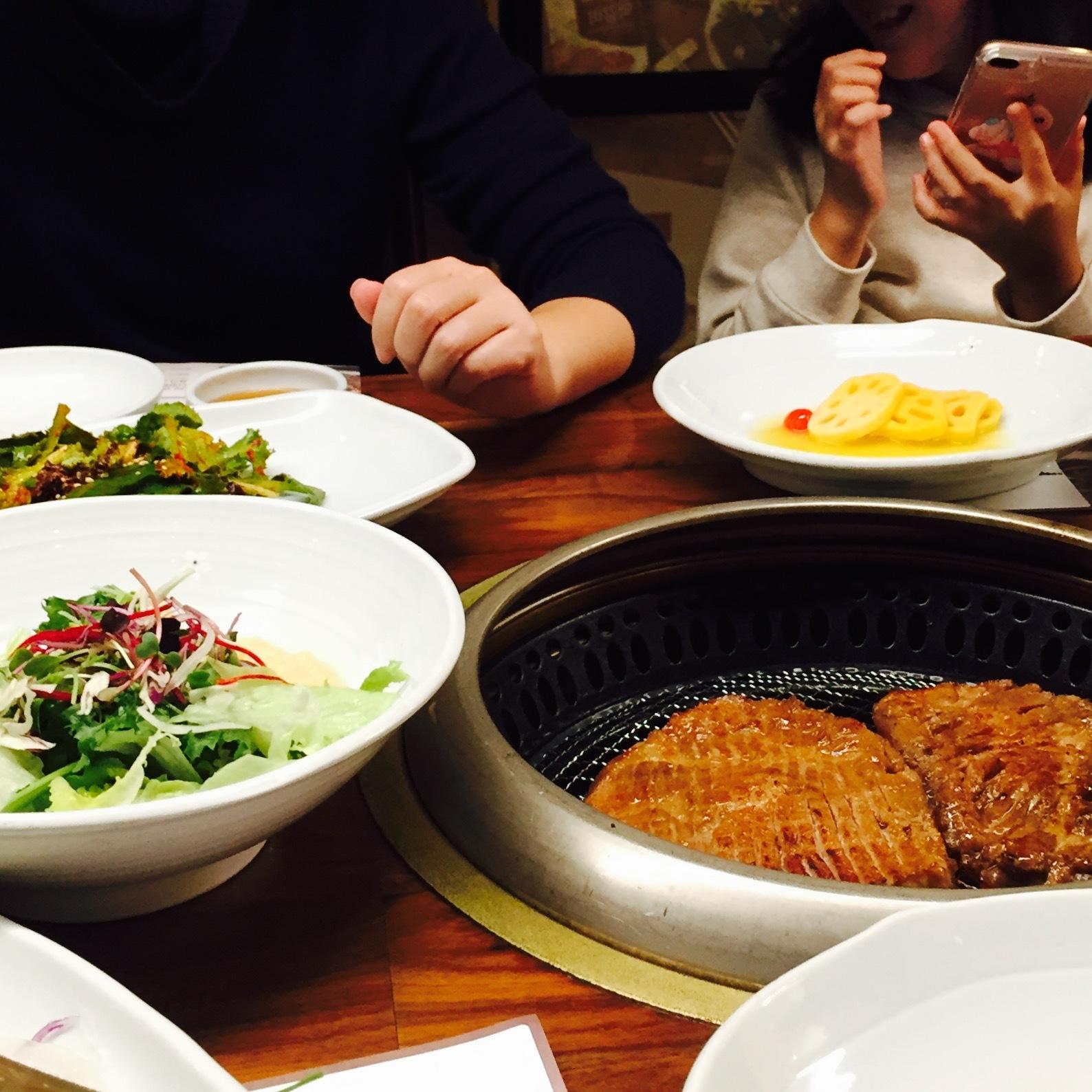 小学生連れソウル 5 夕食は絶品デジカルビ「ソンチュカマコル」_f0054260_21361755.jpg