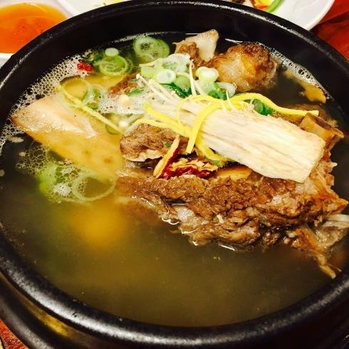 小学生連れソウル 5 夕食は絶品デジカルビ「ソンチュカマコル」_f0054260_21371064.jpg