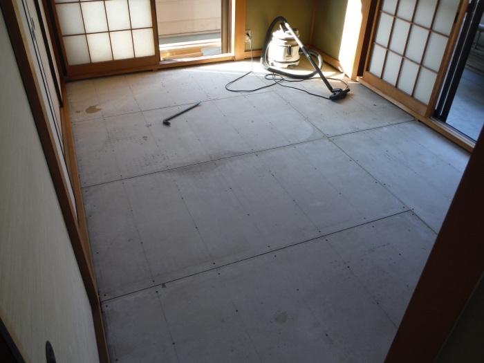 和室リフォーム ~ 二部屋目の工事_d0165368_03571468.jpg