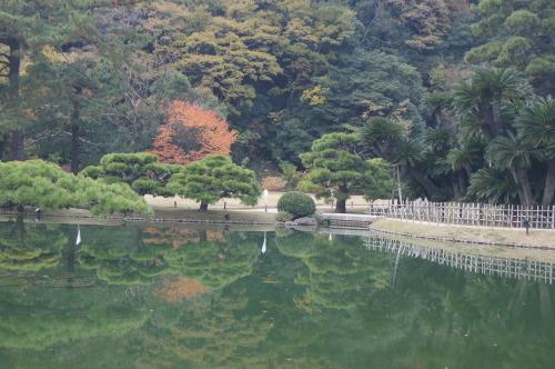 栗林公園 1_e0181373_20224377.jpg