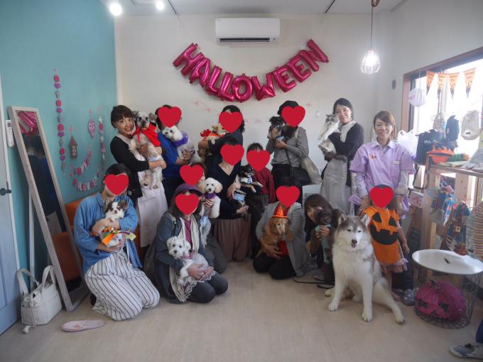 ハロウィンパーティー★_c0245679_22151053.jpg