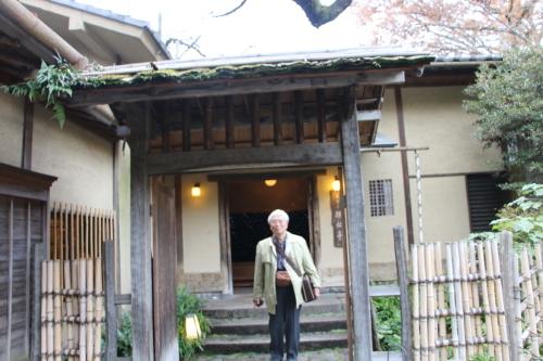 明治150年記念・日本を変えた「千の技術博」見学後の昼食は、韻松亭(上野公園内)で_c0075701_21142985.jpg