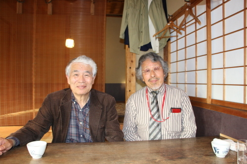 明治150年記念・日本を変えた「千の技術博」見学後の昼食は、韻松亭(上野公園内)で_c0075701_21152214.jpg