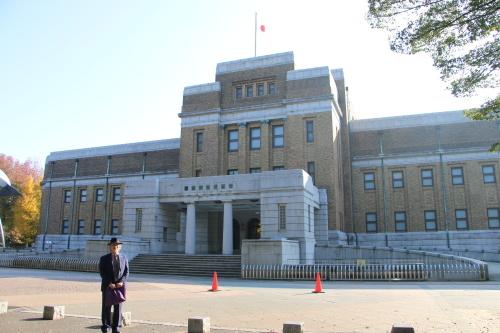 明治150年・日本を変えた「千の技術博」の見学前は、駅弁「牛肉どまん中」を頂く_c0075701_21555414.jpg