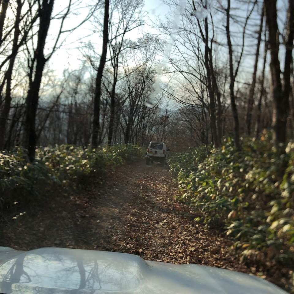 秋の林道ツーリング_c0095801_09214383.jpg