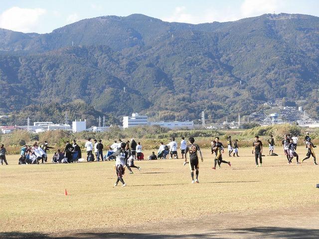 出場選手の食べ歩き企画「食べ歩きメット」も始まった富士市のスポーツ観光 アルティメットの「第14回ガイアカップ」_f0141310_07494084.jpg