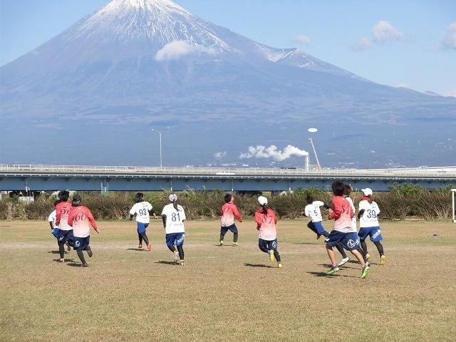 出場選手の食べ歩き企画「食べ歩きメット」も始まった富士市のスポーツ観光 アルティメットの「第14回ガイアカップ」_f0141310_07495763.jpg