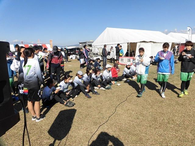 出場選手の食べ歩き企画「食べ歩きメット」も始まった富士市のスポーツ観光 アルティメットの「第14回ガイアカップ」_f0141310_07501703.jpg