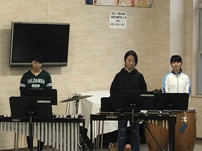 合奏部~あけぼの病院演奏会_d0382316_11180260.jpg