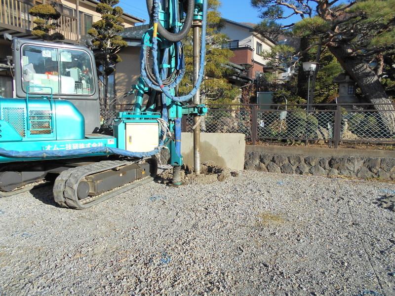 諏訪市 K様邸 地盤改良工事_e0347716_17060114.jpg