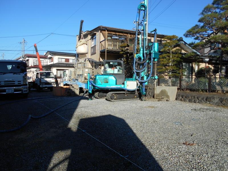諏訪市 K様邸 地盤改良工事_e0347716_17063569.jpg