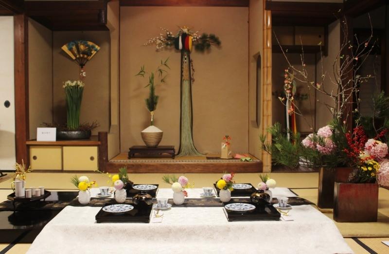 喜楽亭で楽しむ おいしい日本茶 11月_b0220318_14491465.jpg