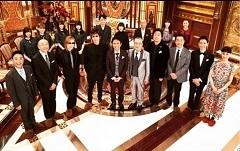 YOSHIKI、GACKTと『格付けチェック2019お正月スペシャル』に再出演!_c0036138_14203711.jpg