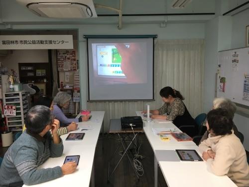 懐メロ体操&プログラミング教室_c0113948_15123795.jpg