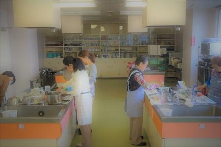 手作りせっけんを広める会上田教室とハンドトリートメント。_e0254750_19064955.jpg