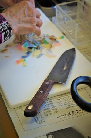 手作りせっけんを広める会上田教室とハンドトリートメント。_e0254750_19065350.jpg